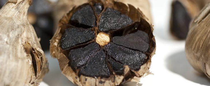 recetas con ajo negro