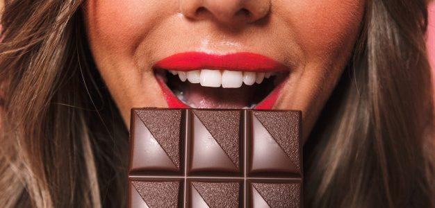 comer chocolate es bueno