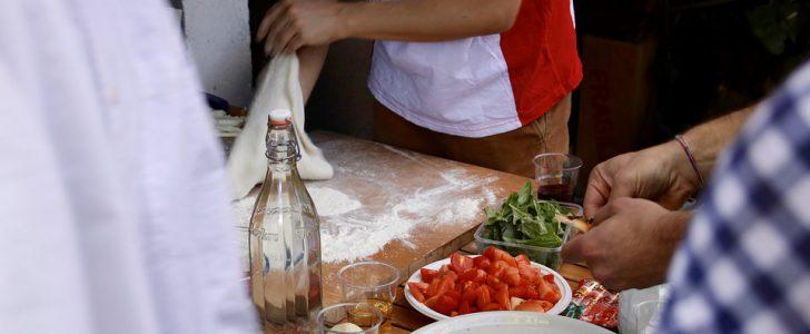 recetas italianas vegetarianas